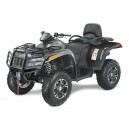 ARCTIC CAT 1000i TRV XT Tungsten metallic